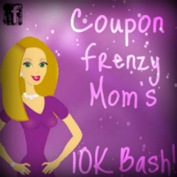 Coupon Frenzy Mom is Celebrating her 10K FaceBook Fan Bash!