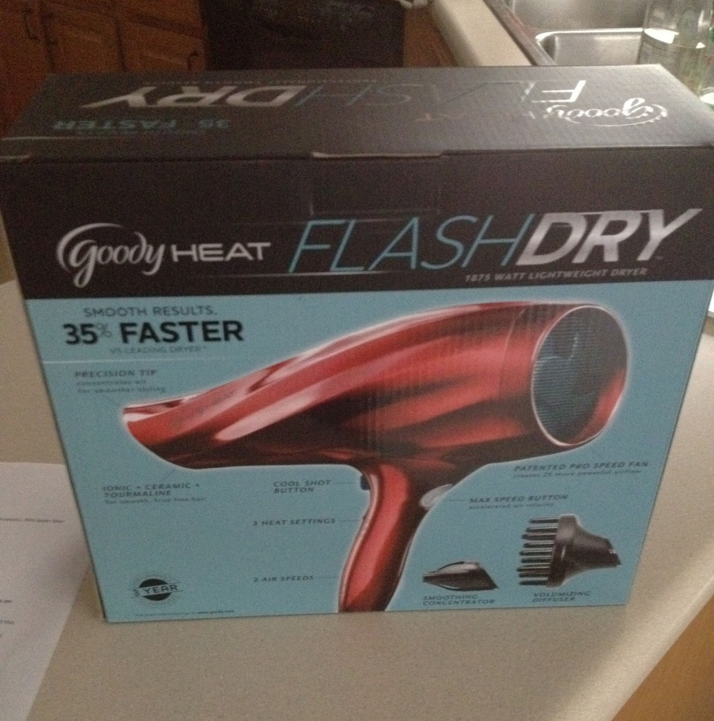 Goody has hairdryers? Who knew?
