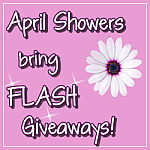 Join us for the final April Showers bring FLASH Giveaways!! | 40 Dollar Gap Company Stores Gift Card! {ends 4/30}