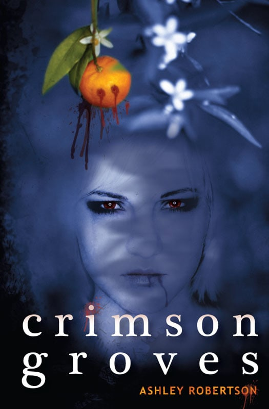 Crimson Groves by Ashley Robertson #booktour #review