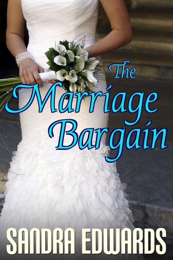 The Marriage Bargain #booktour #review