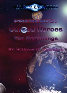 Cursed Heroes: The Beginnings by William D. Ollivierre #booktour #review