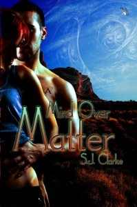 Mind Over Matter by S.J Clarke #bookreview #booktour