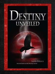 Destiny Unveiled by Laura DeLuca #booktour