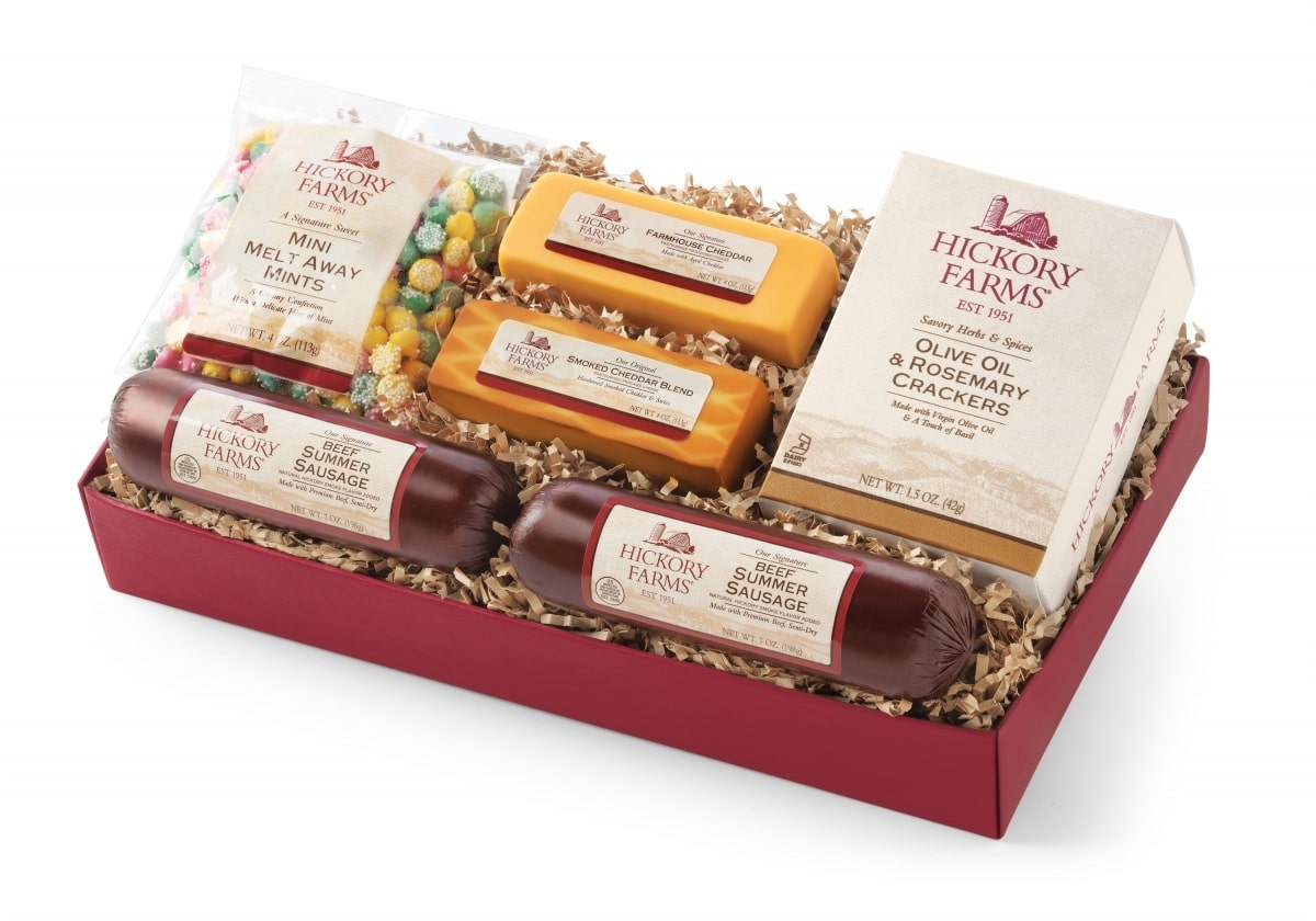 Hickory Farms – A Gift That Gives Back #review