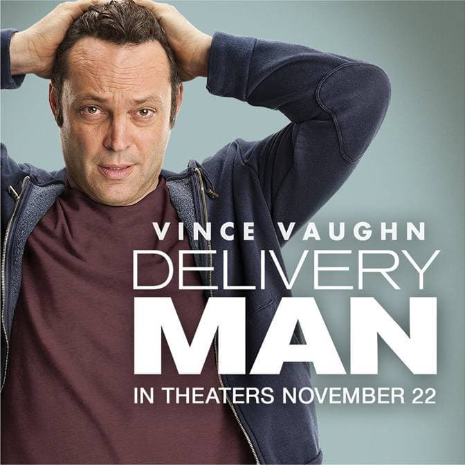 Exclusive Sneak Peek of Delivery Man in theaters November 22nd #DeliveryManMovie