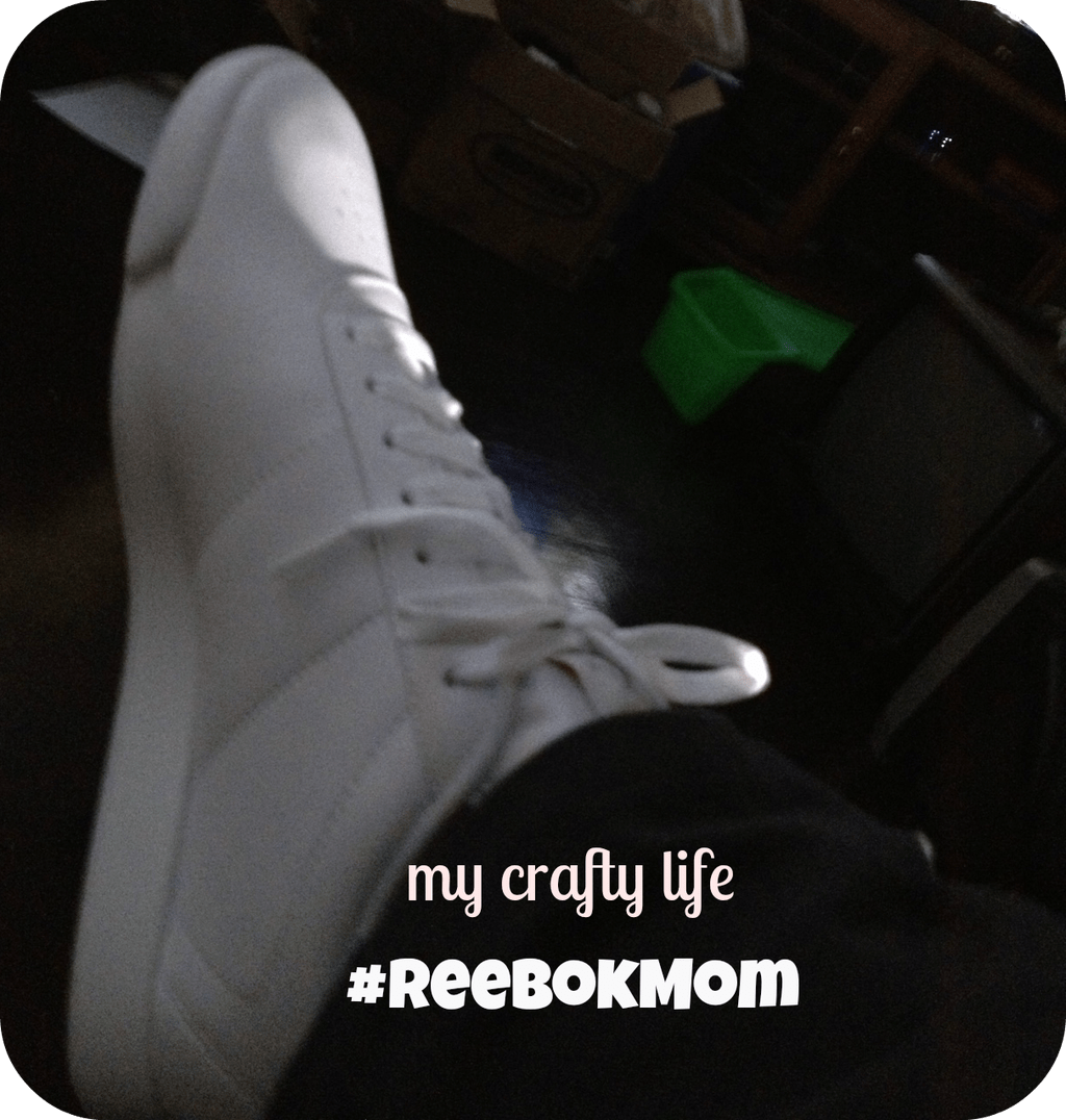 Getting back in to the groove with Famous Footwear and Reebok #ReebokMom #sponsored