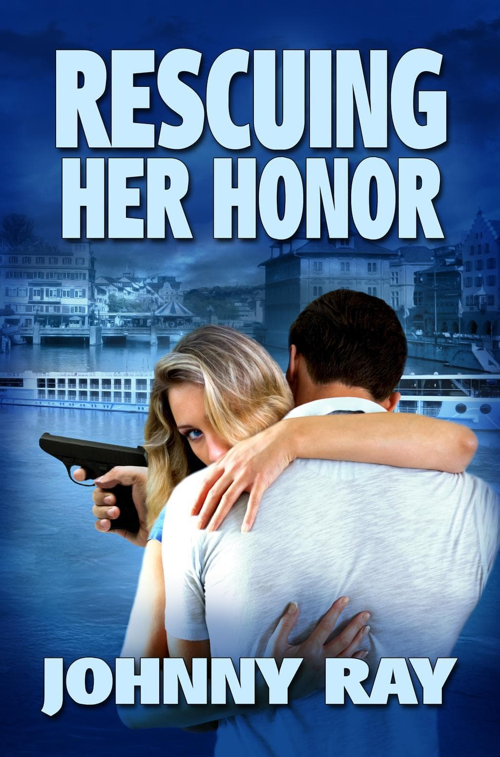 Rescuing Her Honor by Johnny Ray #giveaway