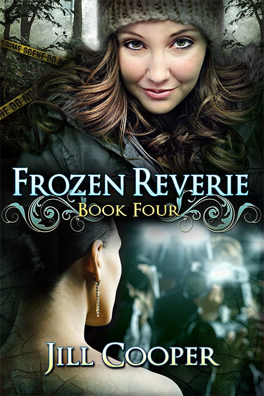 Frozen Reverie by Jill Cooper #giveaway 9/20-10/5