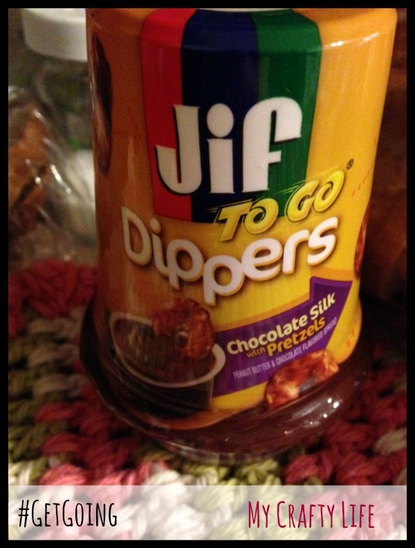 Take Jif Dippers On The Go #sponsored #GetGoing #MC