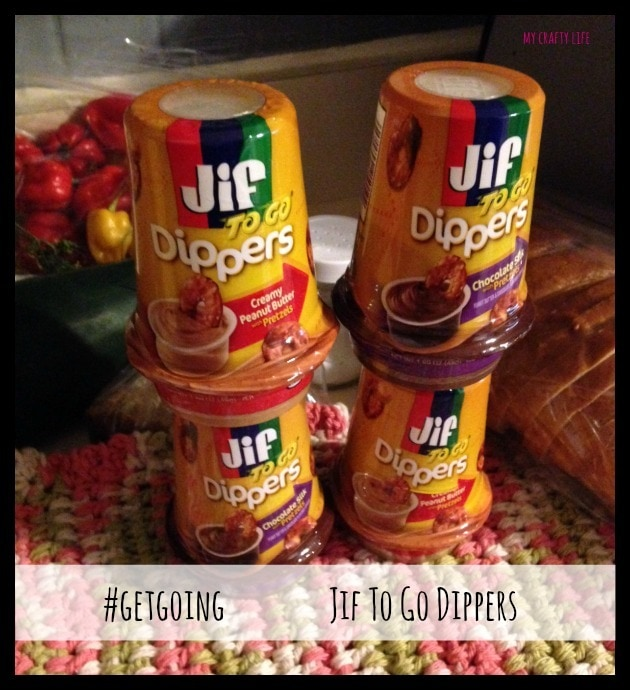 Jif To Go Dippers – An awesome lunchbox addition! #GetGoing #sponsored #MC
