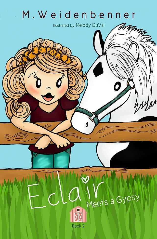 Eclair Meets A Gypsy by M. Weidenbenner – Guest #bookReview