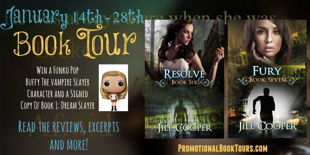 The Dream Slayer Series Finale by Jill Cooper #bookBlast #giveaway