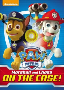 Paw Patrol: Marshall and Chase On The Chase #giveaway