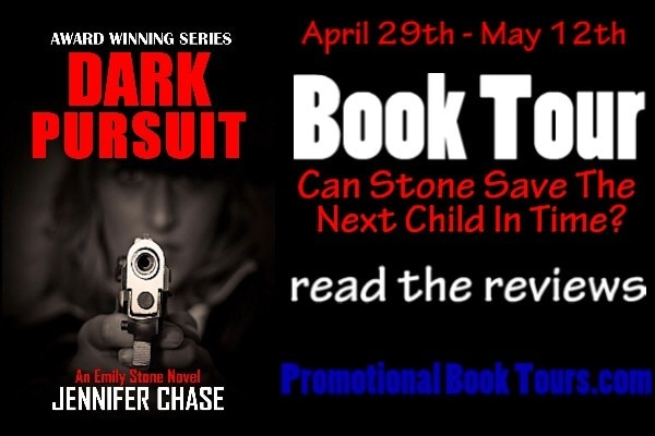 Dark Pursuit by Jennifer Chase #bookexcerpt