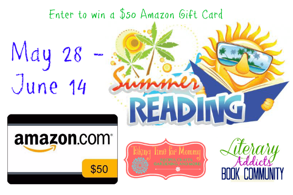 Summer Reading $50 Amazon Gift Card #Giveaway