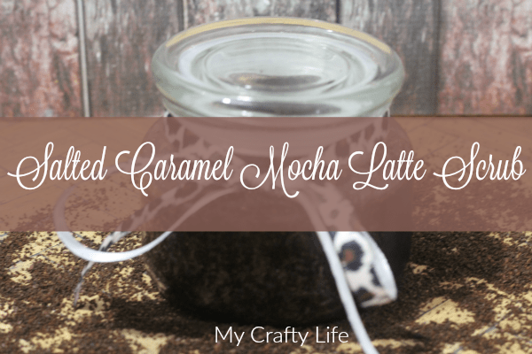 Salted Caramel Coffee Body Scrub Recipe