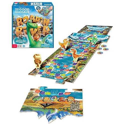 Good Dino Roarin River Game Giveaway ends 12/20