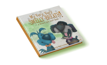 My Very, Very SMELLY BREATH – Importance of Pet Dental Care #bookreview