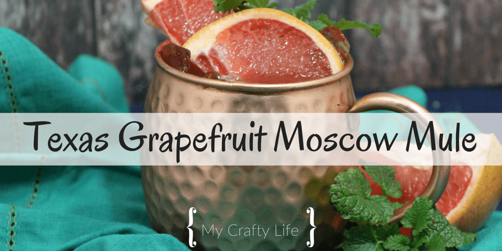 Texas Grapefruit Moscow Mule Recipe