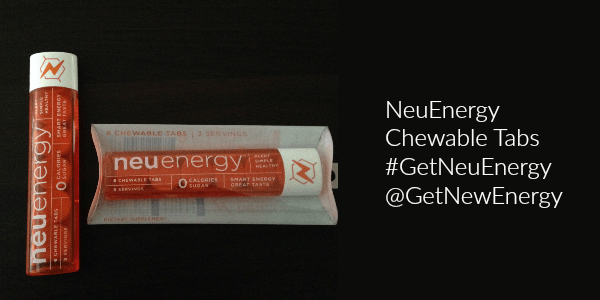 NeuEnergy – Smarter Energy Update #review @GetNeuEnergy #GetNeuEnergy