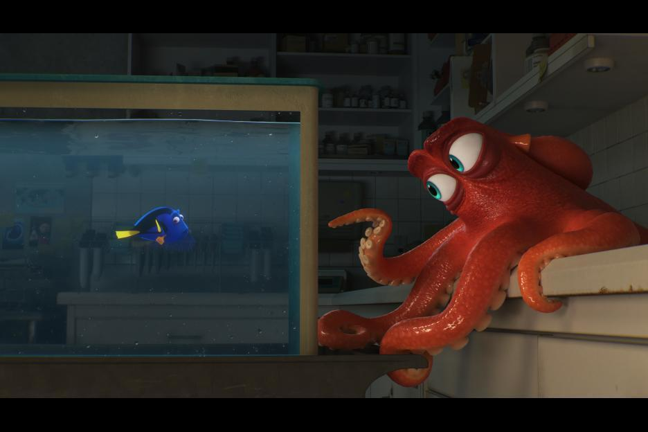 New Trailer – Finding Dory #FindingDory #HaveYouSeenHer