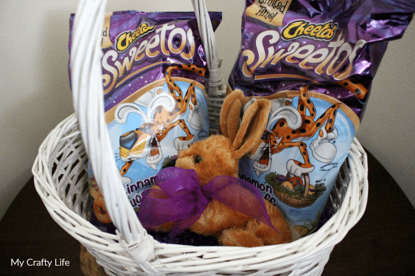 The best alternative to candy for Easter #Sweetos #spon