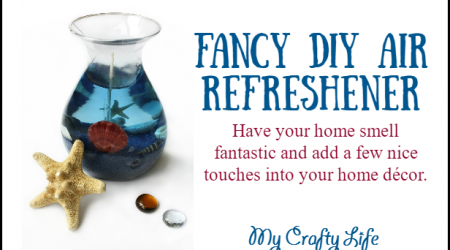 Fancy DIY Air Refreshener