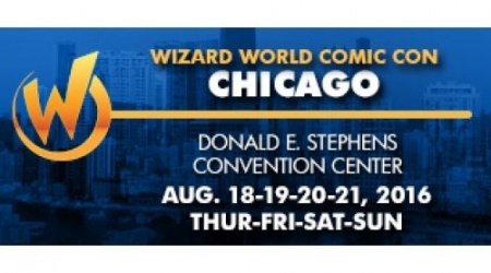 WIZARD WORLD CHICAGO PRESENTS: HEROES HONORING HEROES EVENT