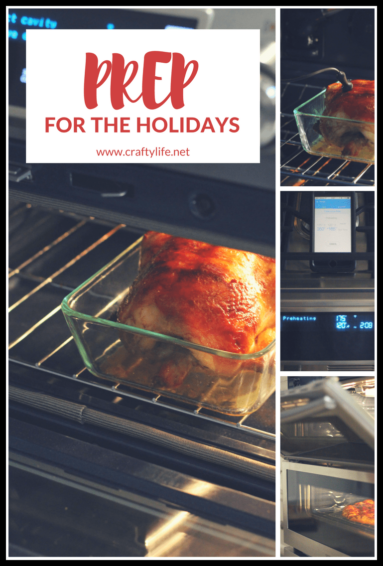 #PrepForTheHolidays - If you give yourself one present this year, consider the SAMSUNG'S FLEX DUO™ SLIDE-IN GAS RANGE WITH DUAL DOOR AND WIFI CONNECTIVITY. You need this for the holidays and everyday cooking. It has truly redefined cooking in our house. #ad