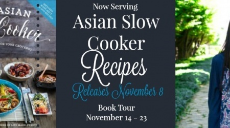 The Asian Slow Cooker Cookbook by Kelly Kwok