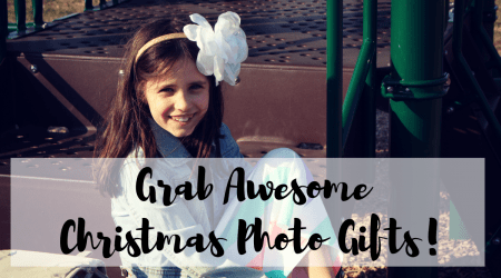 Grab Awesome Christmas Photo Gifts! #THEGiftGuiders #TGGPB