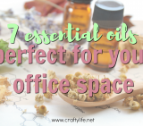 7 Essential Oils For Your Office Space