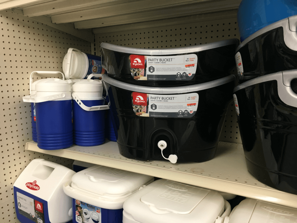 What deck doesn't need a party bucket???