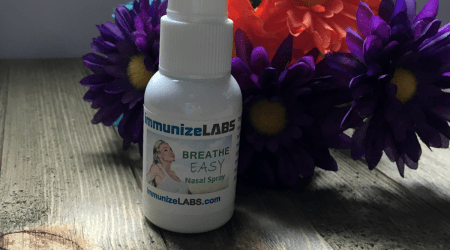 Conquer your allergies with immunizeLABS Breathe Easy
