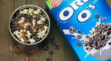 Quick and Easy After School Snack Mix with Oreo Os! #BestCerealEver