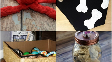 8 DIY Crafts for Dog Lovers