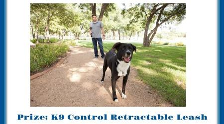 K9 Control Retractable Leash Giveaway